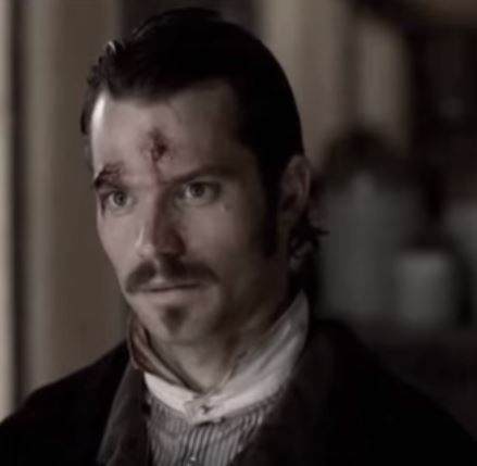 Timothy Olyphant, Deadwood and a Marriage Proposal