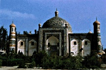 Mosque in China, Sinkiang