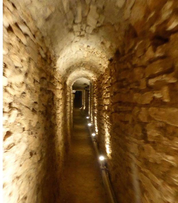 Ευπαλίνειο Όρυγμα: Ένα θαυμαστό έργο της αρχαίας μηχανικής αποδίδεται στο κοινό
