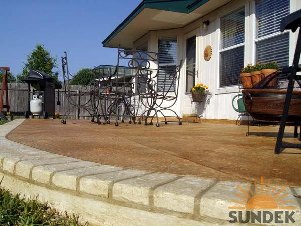 Check Out Sun Surfaces Of Orlando (407) 423 3342 Fabulous Patio With