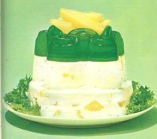 Vintage Cookbooks & Crafts: Under the Sea Jello Salad