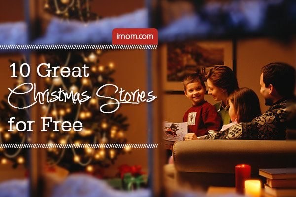 These 10 Christmas Short Stories are perfect for reading aloud to your children.