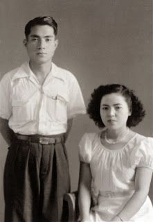 'My wife, Kaneko, is a woman who fills me with admiration. She is a partner and a companion, at times a nurse and an invaluable assistant, at times like a mother, a friend or sister. But most of all she has been my best and closest comrade through all life's struggles.' Disaku Ikeda