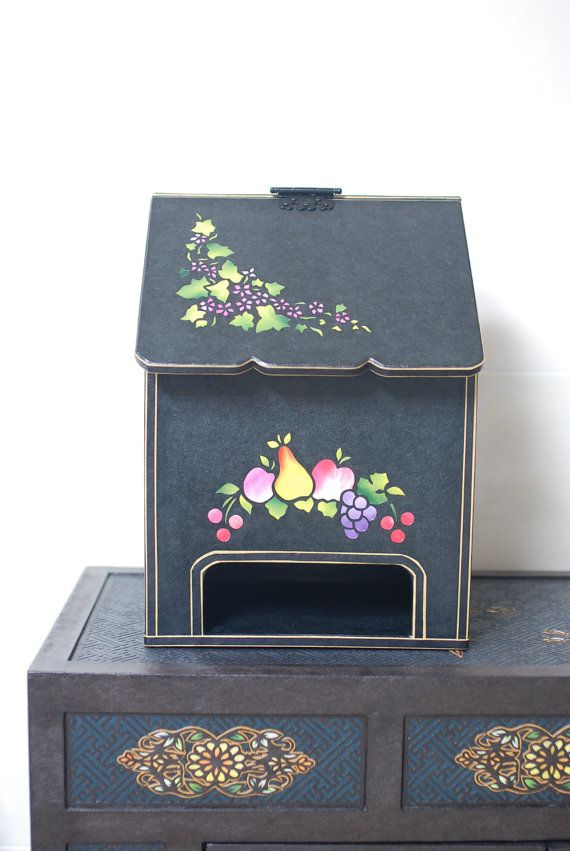 Stick Coffee Box by koreanpaperart7 on Etsy