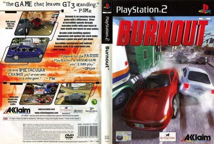 Burnout (Sony PlayStation 2, 2001)