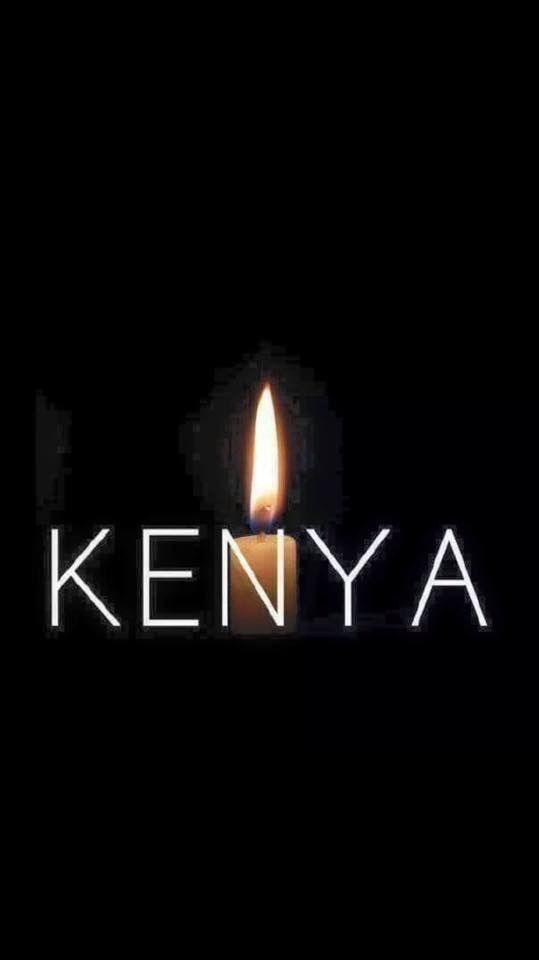 prayers for the students and families in Kenya