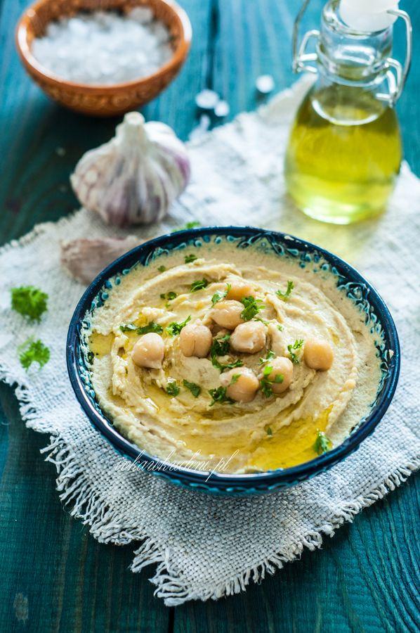 Ivka w kuchni - przepisy i fotografia : Przepis na hummus