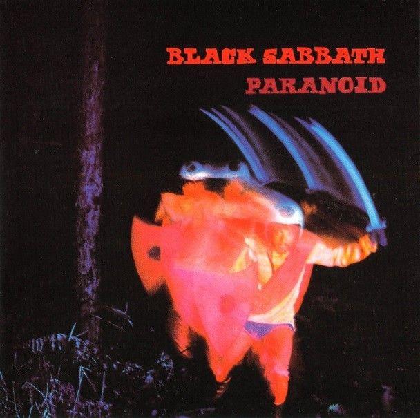 Black Sabbath Albums From Worst To Best - Black_sabbath_ _paranoid_ _front - 20