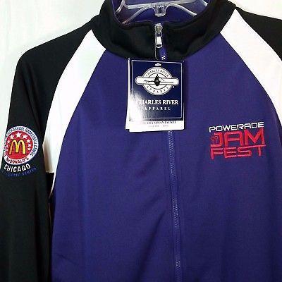 McDonalds All American High School Basketball Game Powerade Jam Fest 2011 Jacket