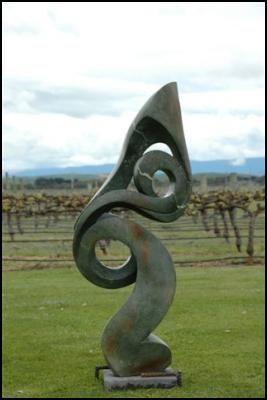 World class stone sculpture exhibition at Sileni   Scoop News