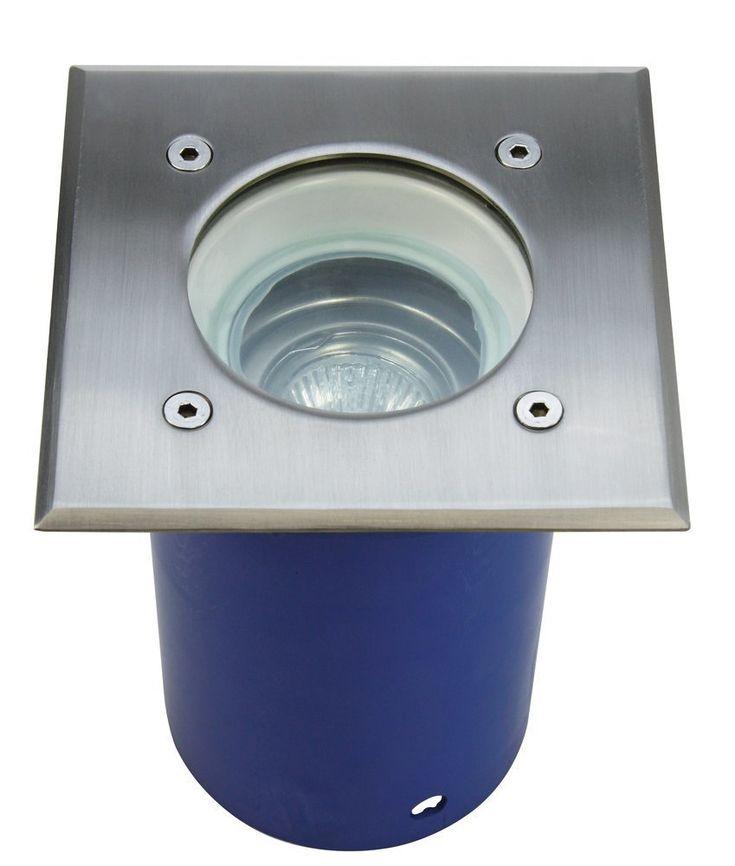 Heitronic Bodenleuchte Spandau, Metallisch, Aluminium/Edelstahl/Kunststoff, 36863 Jetzt bestellen unter: https://moebel.ladendirekt.de/lampen/stehlampen/standleuchten/?uid=9dd6e32c-c880-5894-bf27-b51182f02970&utm_source=pinterest&utm_medium=pin&utm_campaign=boards #stehlampen #leuchten #außenleuchten>bodeneinbauleuchten>bodeneinbaustrahler #lampen Bild Quelle: www.leuchtenzentrale.de