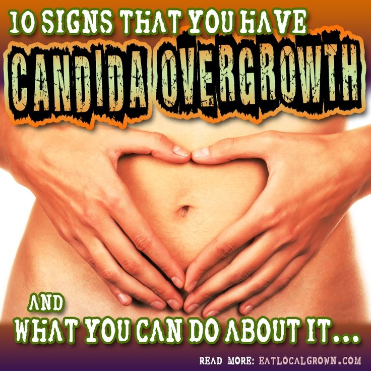 Candida is a fungus, which is a form of yeast, a very small amount of which lives in your mouth and intestines. Its job is to aid with digestion and nutrient absorption but, when it is overproduced it breaks down the wall of the intestine and penetrates the bloodstream, releasing toxic byproducts into your body and causing leaky gut. This can lead to many different health problems ranging from digestive issues to depression.