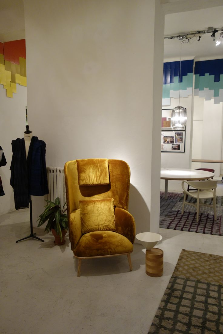 Col-our exhibition by Nichetto Studio with NCS colours, De La Espada and Triton at Milan Design Week 2015