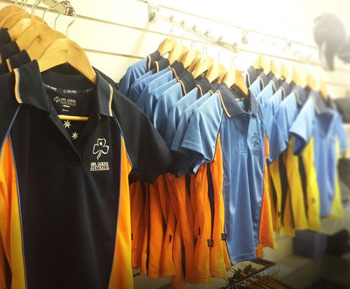 Girl Guides Australia Youth Uniforms