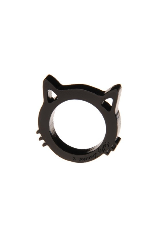 Cat Ring from Tatty Devine.