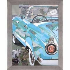 Thunderbird Framed Art 55 X 43 by Paragon Art