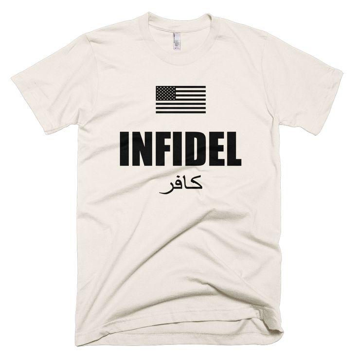 American INFIDEL T-Shirt