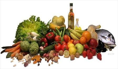 Le basi della dieta mediterranea.