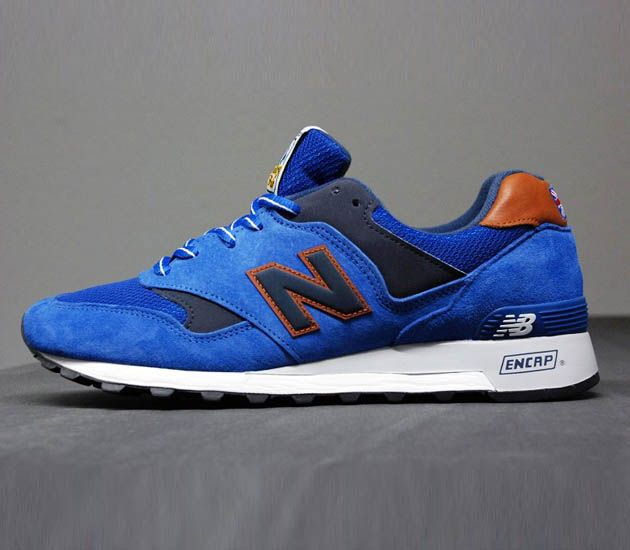 "New Balance 577 - ""Country Fair"" Blue"