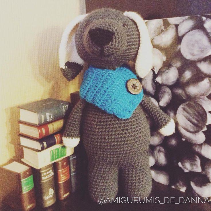 """48 Me gusta, 4 comentarios - Daniela Ortiz (@amigurumis_de_danna) en Instagram: """"Mañana conoceré mi nuevo hogar #amigurumisdedanna #amigurumi #amigurumis #amigurumislove…"""""""