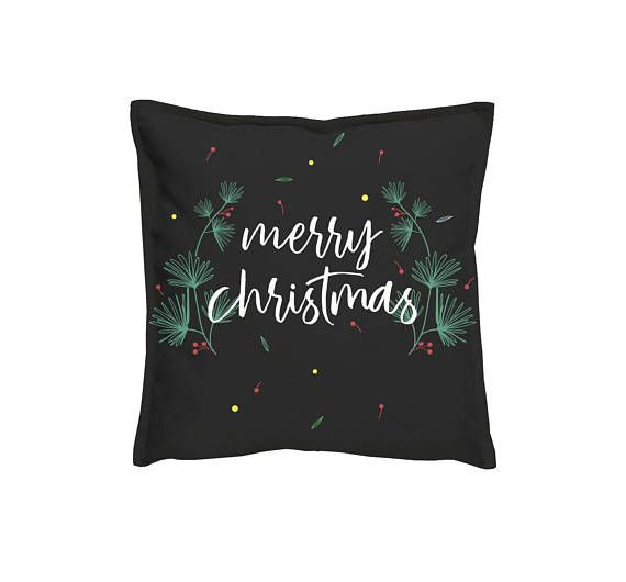 Christmas Pilow Cushion, Living Room Pillow, Pillow