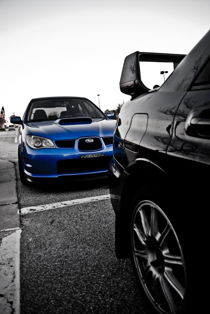 JDM - Subaru WRX