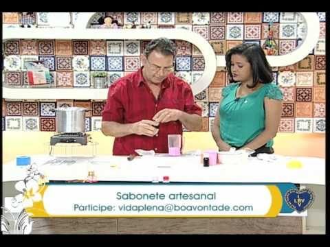 Artesanato - Sabonete artesanal