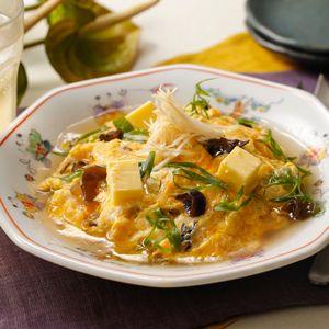 天津飯 - ライス・寿司 - レストラン -商品レシピ-   マリンフード株式会社