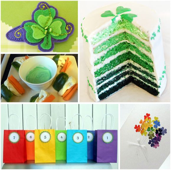50+ St. Patrick's Day Crafts By Dollar Store Crafts