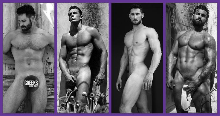 Our venture last year- to introduce the world to the most intimate side of Greek male beauty, was met with great enthusiasm and much praise from both press and fans alike. Now, your favourite Greeks .. Come True again, through a brand new Calendar for 2018, soon to be followed by a making of film featuring...