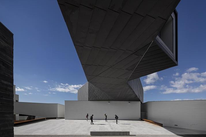 Ilhavo Maritime Museum Extension