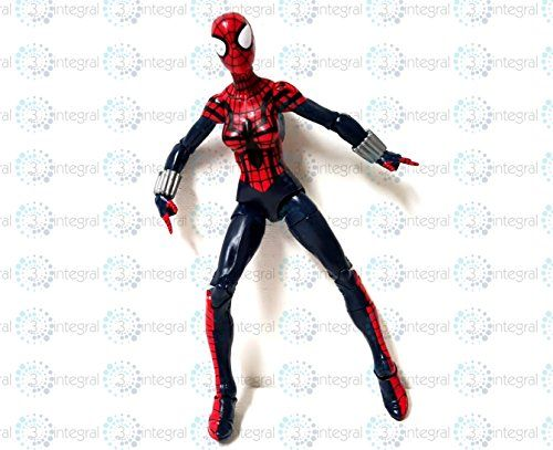 New Loose Marvel Legends BAF Build A Figure (Hobgoblin) Spider-Girl Marvel