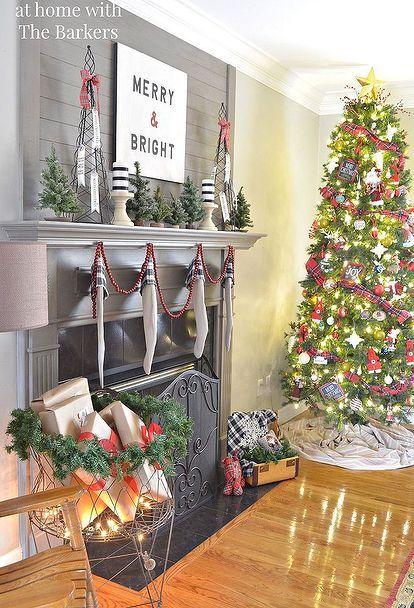 slim christmas tree, christmas decorations, craft rooms, fireplaces mantels, seasonal holiday decor