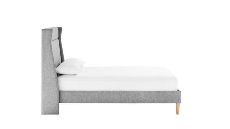 The Dane Bed Frame   Domayne