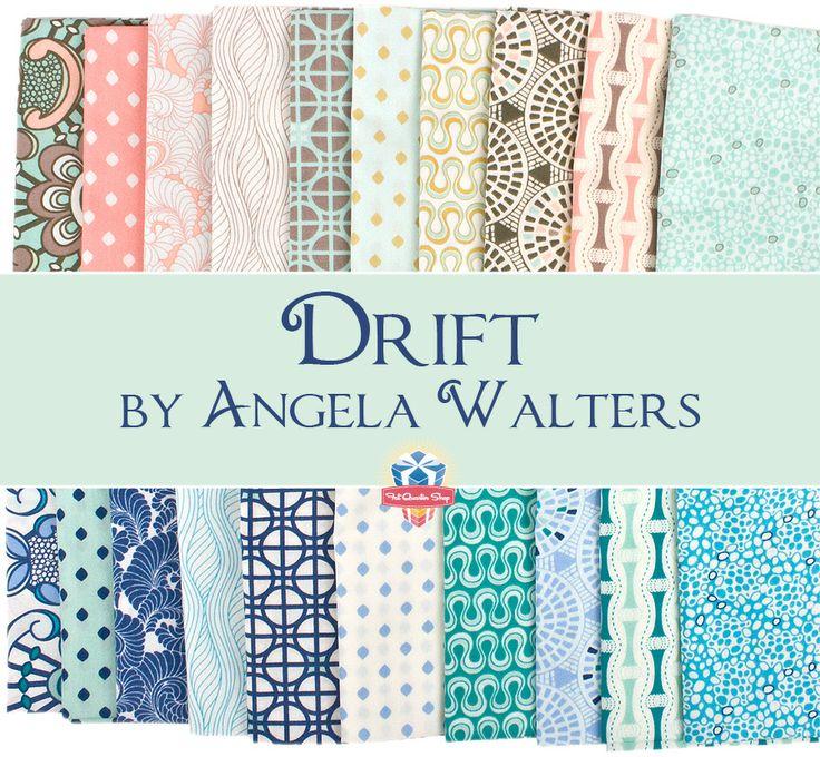 Drift by Angela Walters for Art Gallery Fabrics