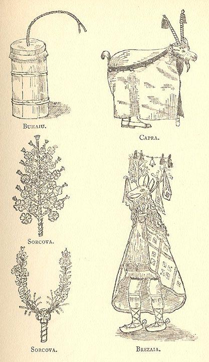 Christmas Customs in Romania