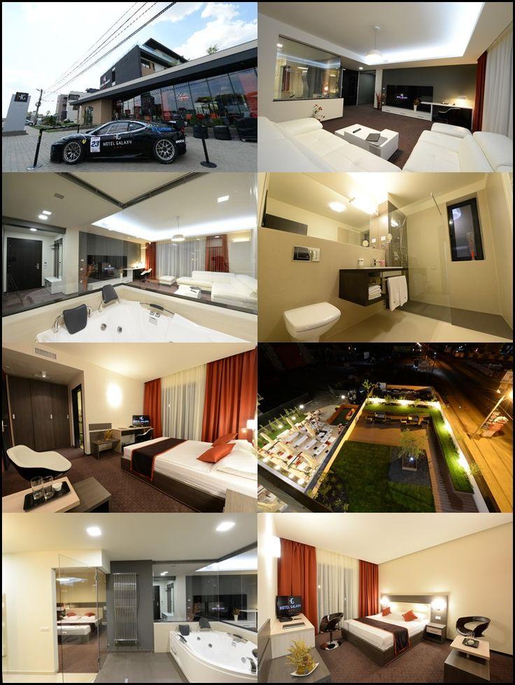 Hotel Galaxy are un design modern si elegant si este unul dintre cele mai reprezentative hoteluri din Timisoara.