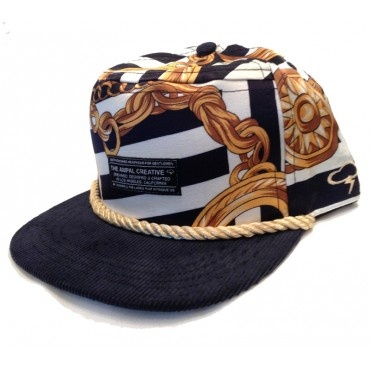 Yachtmaster Snapback from Ampal Creative $54