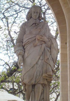«Les Pensées» de Blaise Pascal (1623-1662) Parce qu'il est bien davantage que…