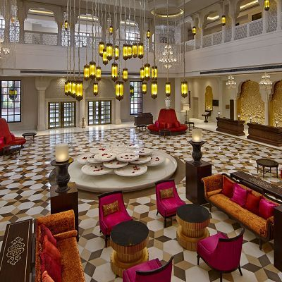 Responsible Luxury with ITC Hotels - Luxury with Responsibility