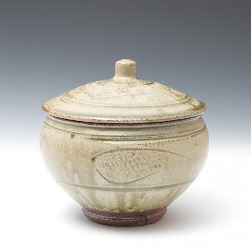 Phil Rogers - Covered Bowl - £265