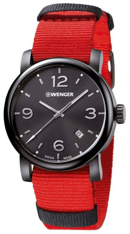 Wenger Watch Urban Metropolitan #add-content #bezel-fixed #bracelet-strap-synthetic #brand-wenger #case-depth-10-2mm #case-material-black-pvd #case-width-41mm #classic #date-yes #delivery-timescale-4-7-days #dial-colour-black #gender-mens #movement-quartz-battery #official-stockist-for-wenger-watches #packaging-wenger-watch-packaging #style-dress #subcat-urban #supplier-model-no-01-1041-132 #warranty-wenger-official-3-year-guarantee #water-resistant-100m