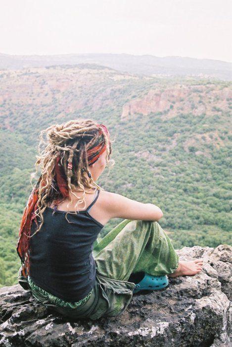 Boho-hippie-dreadhead, arts & crafts professional