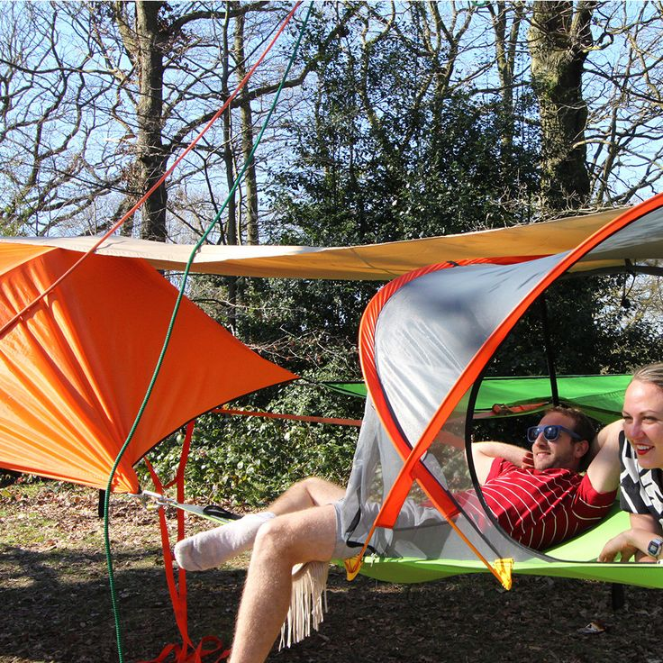 Tentsile Connect Tree Tent Orange  sc 1 st  Pinterest & Best 25+ 2 person hammock tent ideas on Pinterest | Backpacking ...