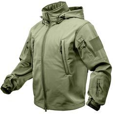 - Durable, Lightweight, and Breathable 100% Polyester Waterproof Shell - 3-LAYER Construction Deflects Wind, Wicks away Moisture, and Retains Body Heat - Inside Lining is made of Fleece - Fleece Lined