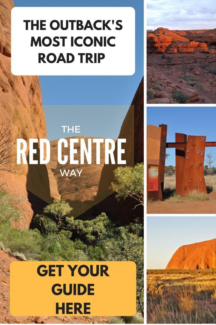 travel outback australia red centre way pdf