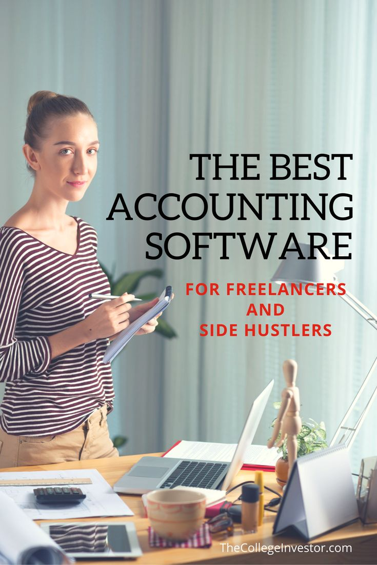 We compare the best online accounting software options for freelancers and side hustlers, including Quickbooks, Xero, Wave, and FreshBooks. via @collegeinvestor