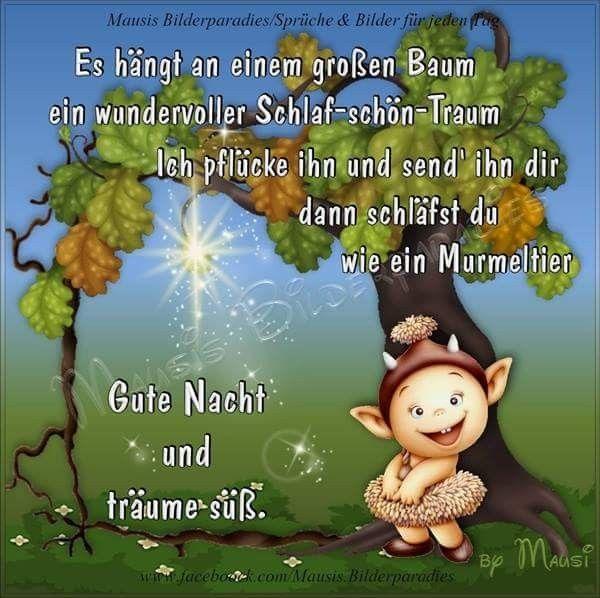 Pin Von Heinrich Thoben Auf Gute Nacht Gute Nacht