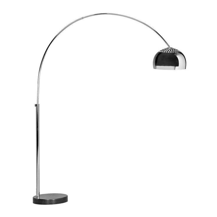 Woonexpress | Trendy booglamp ATLAS, voor een luxueuze uitstraling in huis. #trendy #booglamp #verlichting