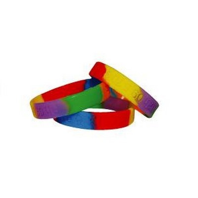 Sectional Colour Custom Wristbands Min 500 - Conference & Events - Custom Wristbands - CC-WR0031 - Best Value Promotional items including Promotional Merchandise, Printed T shirts, Promotional Mugs, Promotional Clothing and Corporate Gifts from PROMOSXCHAGE - Melbourne, Sydney, Brisbane - Call 1800 PROMOS (776 667)